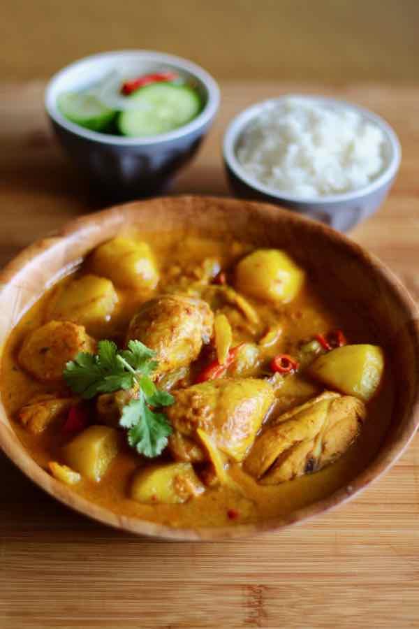 Gaeng Kari Kai, een heerlijk gerecht met een milde smaak