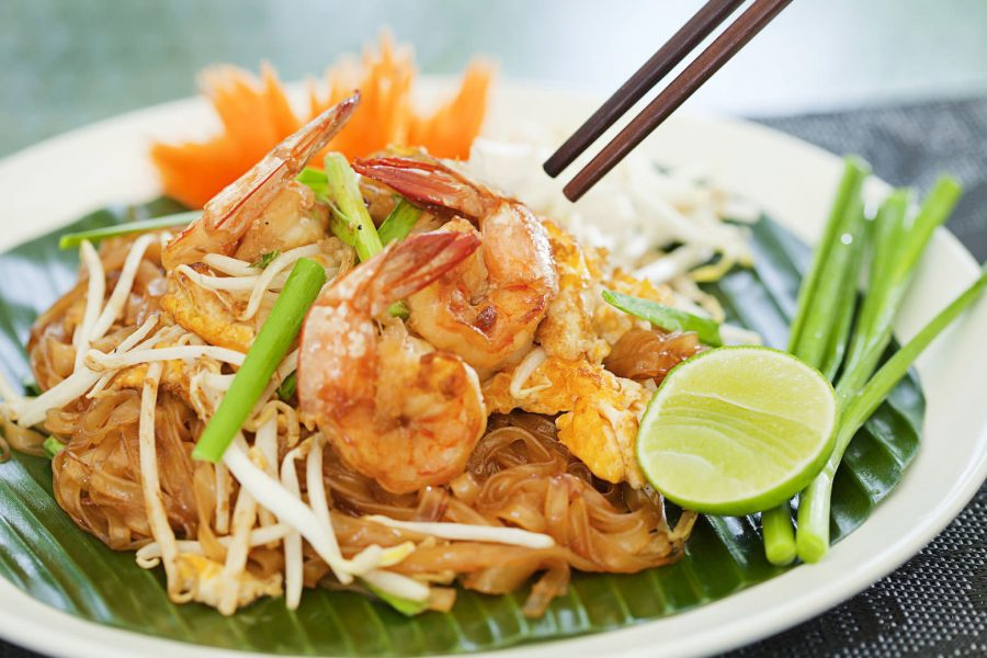 Phad Thai Goong… Een van de lekkerste gerechten ter wereld