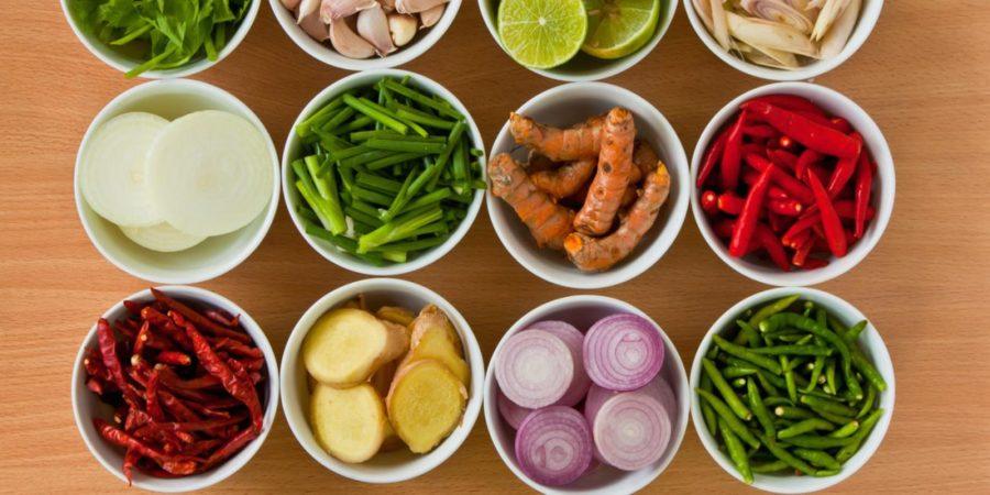 5 Redenen waarom Thais eten gezond is